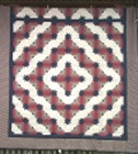 Colorado Star Log Cabin Quilts