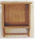 Medium Open Towel Shelf