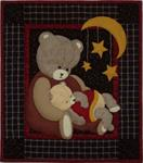 QUILT KIT - BEAR BLESSING