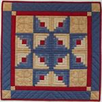 QUILT KIT - LOG CABIN STAR