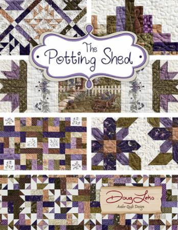 BOOK - THE POTTING SHED