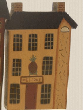 Block - Town House (Pineapple)