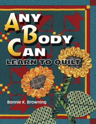 Books: Anybody Can Learn to Quilt