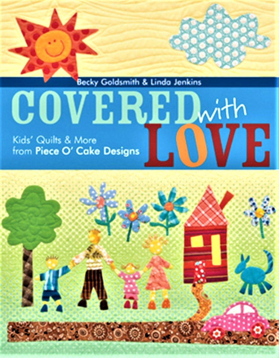 Books: COVERED with LOVE