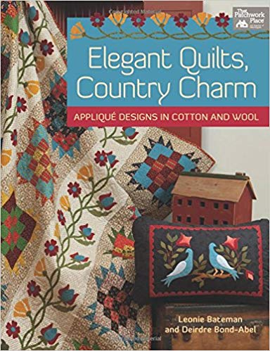 Books: Elegant Quilts, Country Charm