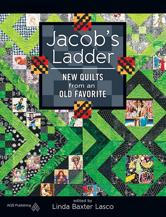 Books: Jacob's Ladder New Quilts from an Old Favor