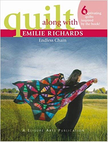 Books: Quilt Along with Emilie Richards #6