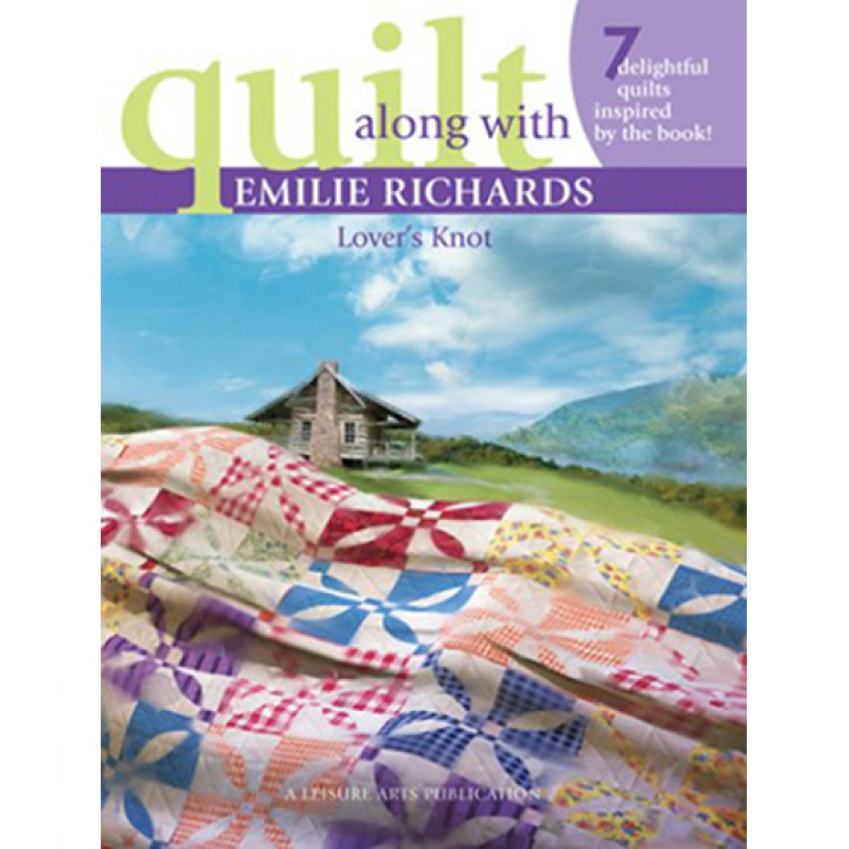 Books: Quilt Along with Emilie Richards #7