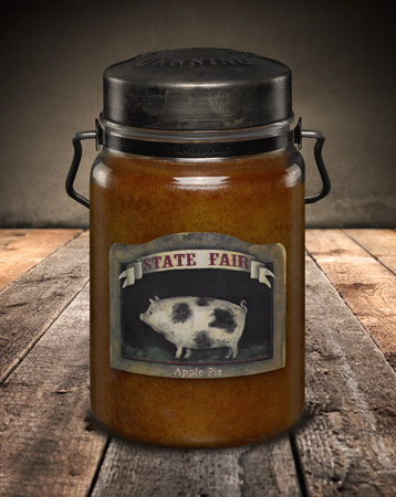 CANDLE - JAR STATE FAIR 26OZ