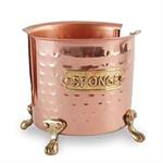 Caddy - Copper Sponge Caddy