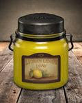 Candle - Jar, Laura's Lemon Loaf, 16oz