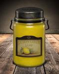 Candle - Jar, Laura's Lemon Loaf, 26oz