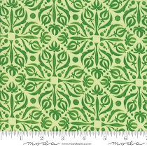 Fabric - Sweet Pea & Lily - Fancy Medallion