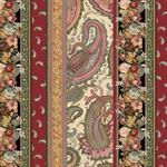 Fabric - Vintage Aubusson - Border  Stripe - Multi