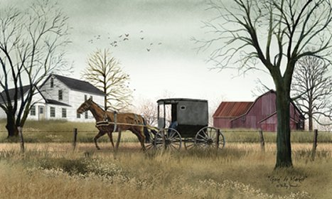 Going To Market By Billy Jacobs