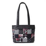 Unlike other quilted handbags, Donna Sharp patterns feature several fabrics ...