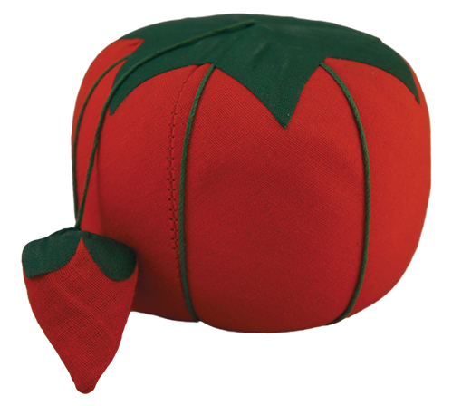 LARGE TOMATO PIN CUSHION