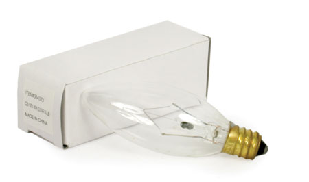 Light Bulb - Short 40Watt