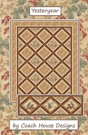 PATTERN - Collection 10th Anniversary Quilt Pattern