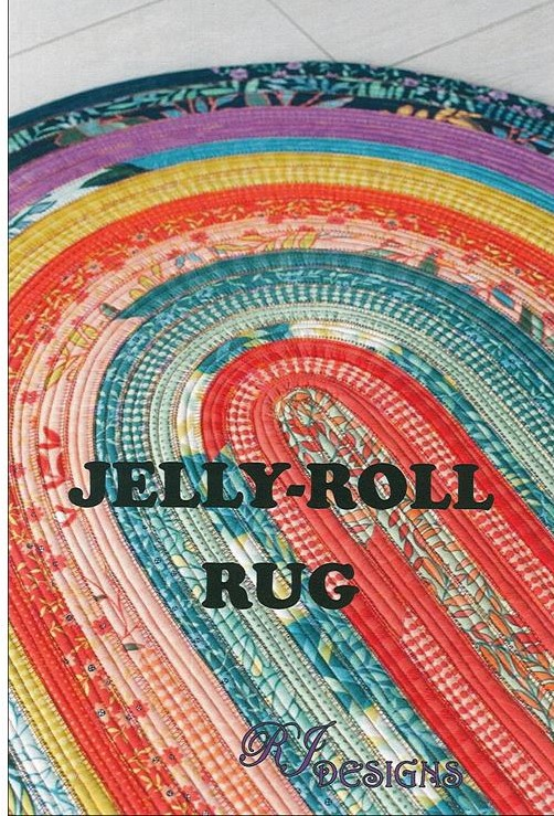 PATTERNS - Jelly-Roll Rug