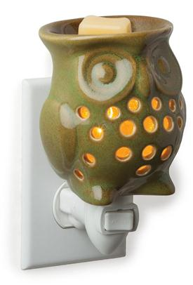 Plug In Warmer, Owl