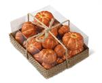Pumpkins - Box of Mini Orange Pumpkins