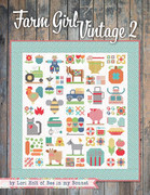 Quilting Book - Farm Girl Vintage 2