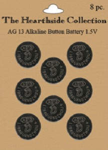Replacemat Batteries Ag30