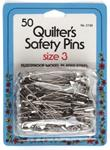 SAFETY PIN -  QUILTER SIZE 3