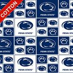 Sykel - College Prints - Penn State, Blue/White