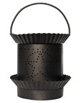 Wax Warmer - Star, Black