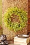 Wreath - Smilax, Green, 20^