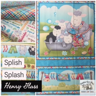 Splish Splash Fabric